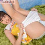 【今井まい】ロリでえっちな女子高生チアガールのパンチラ