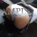 【かんの】PANTY-LOVE史上最高級クラスの美少女の制服パンチラ